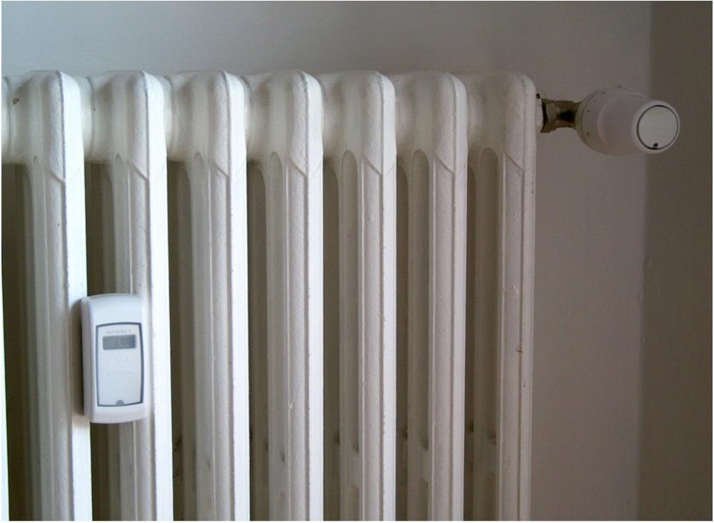 Contabilizzazione indiretta calorecavalli mario srl for Valvole caloriferi